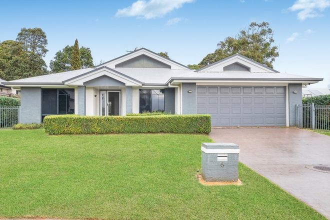 Picture of 6 Walls Drive, KEARNEYS SPRING QLD 4350