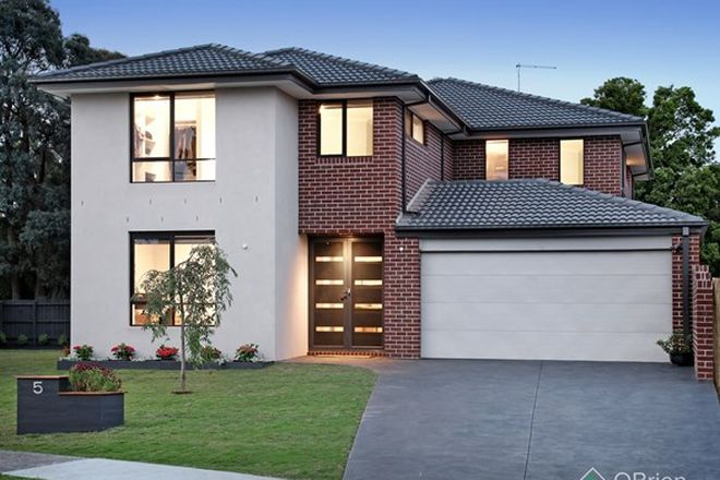 Picture of 5 Ashbrook Court, OAKLEIGH SOUTH VIC 3167