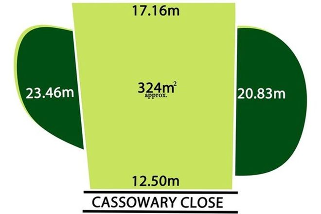 Picture of 1 Cassowary Close, TAYLORS LAKES VIC 3038