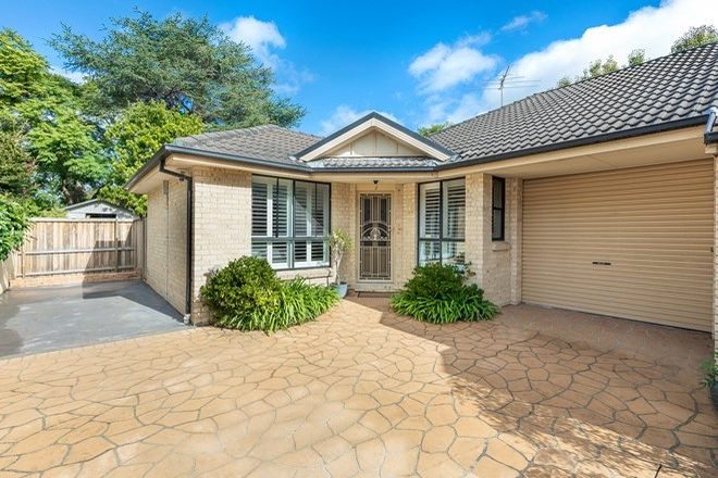 Picture of 3/10 Eltham Street, GLADESVILLE NSW 2111