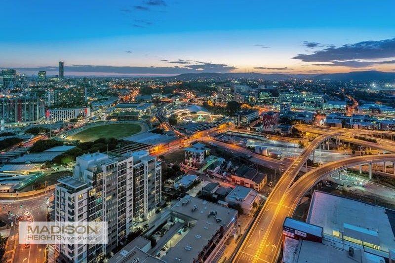 A122/35 Campbell Street, Bowen Hills QLD 4006, Image 0