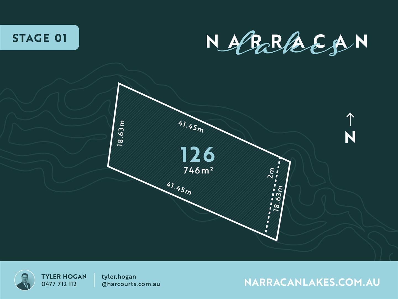 Lot 126 Narracan Lakes, Newborough VIC 3825, Image 0