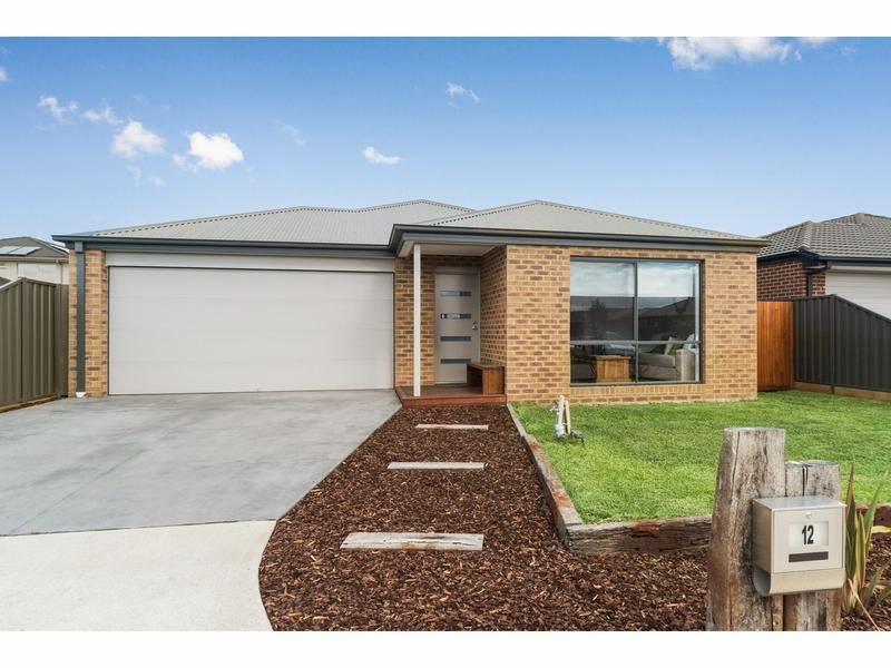 12 Baranello Crescent, Cranbourne East VIC 3977, Image 0