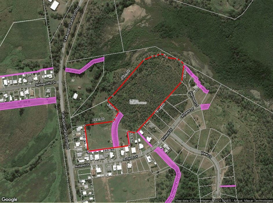 Lot 901 Aviland Drive, Seaforth QLD 4741, Image 1