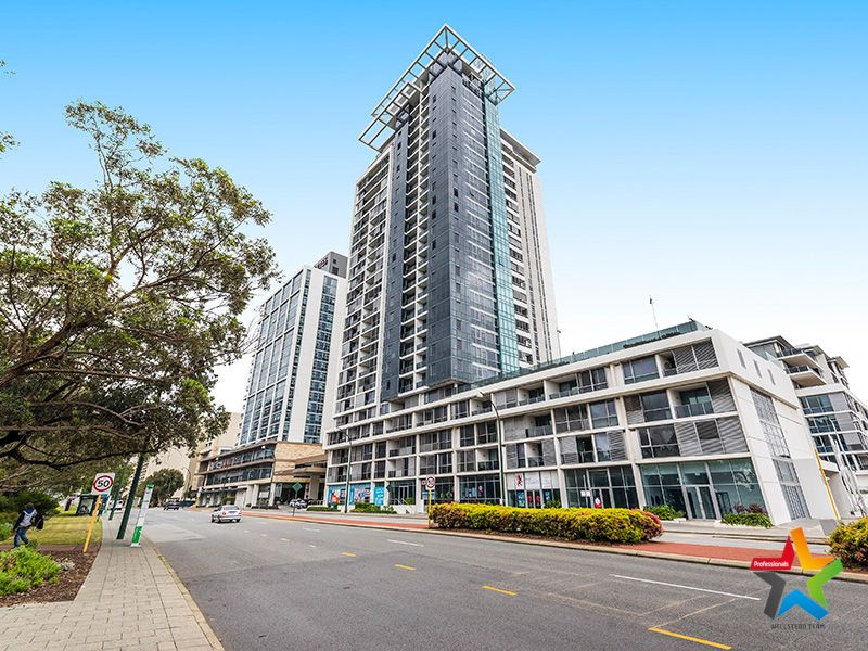 1704a/8 Adelaide Terrace, East Perth WA 6004, Image 2