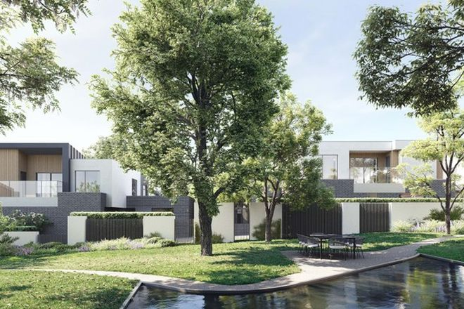 Picture of T5/325 Station Street, BOX HILL SOUTH VIC 3128