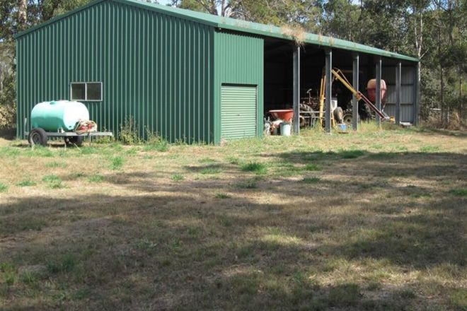 Picture of 2536 Goodwood Road, GOODWOOD QLD 4660