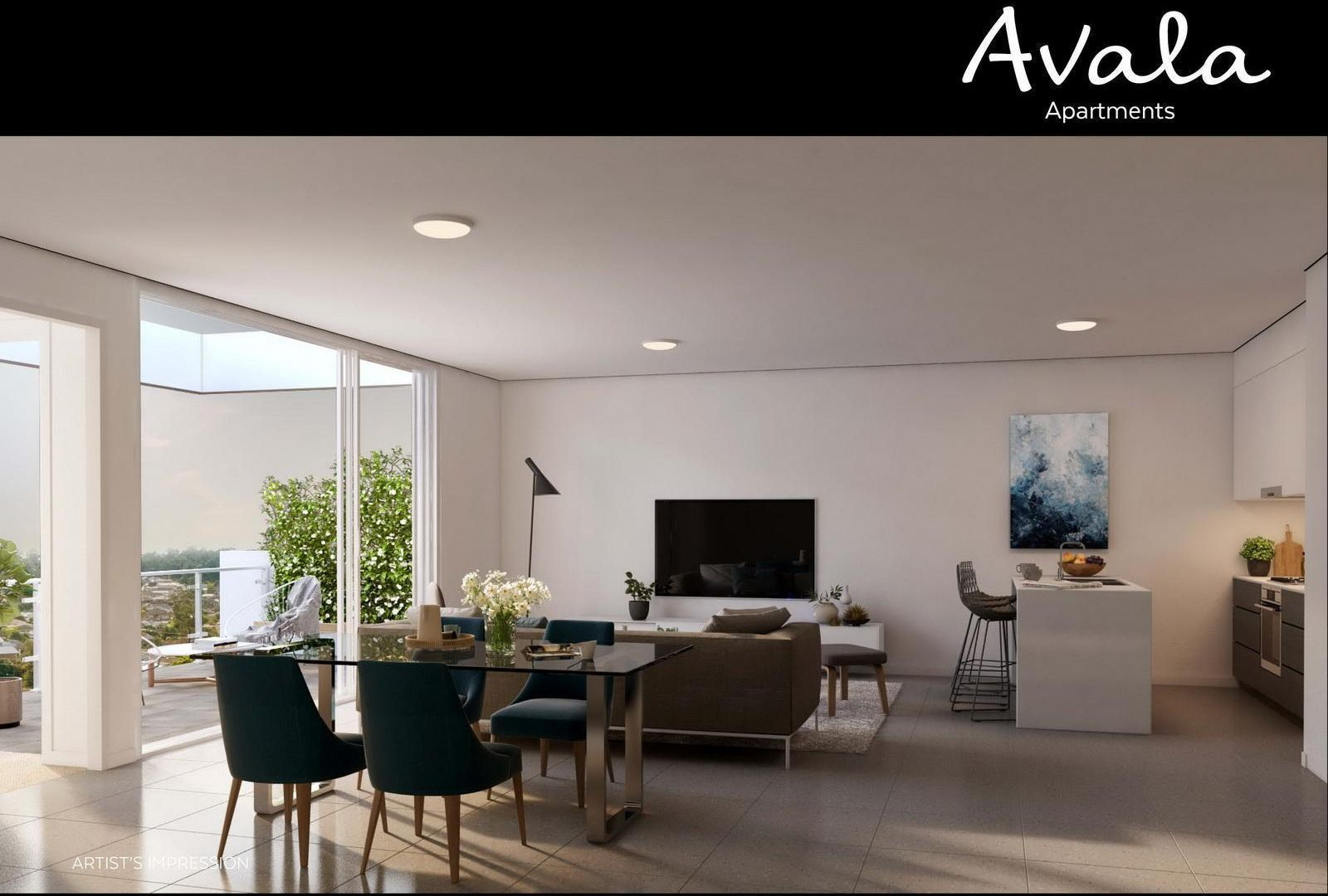 Avala Apartments 90 Cartwright Avenue, Miller NSW 2168, Image 1