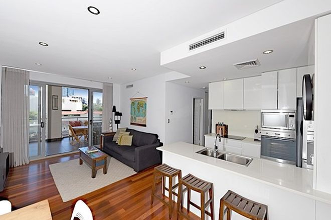 Picture of 21/52 Wickham Street, EAST PERTH WA 6004