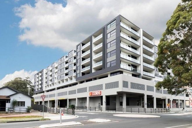 Picture of 618/17 Chatham Road, WEST RYDE NSW 2114