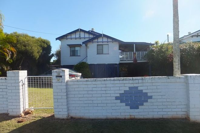 Picture of 28 BROADHURST STREET, CHILDERS QLD 4660