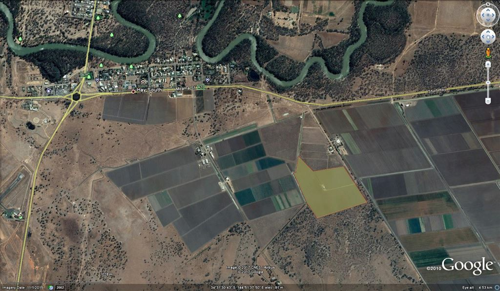 Lots/135 & 152 Old Common Road, Hay NSW 2711, Image 0