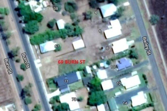 Picture of 69 Burn Street, CAPELLA QLD 4723