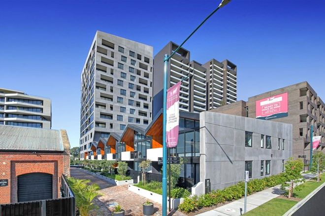 Picture of E102/26 Shepherd St, LIVERPOOL NSW 2170