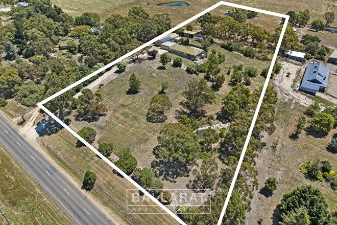 Picture of 60 Sago Hill Road, BUNKERS HILL VIC 3352