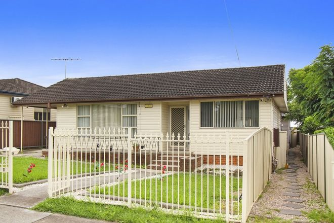 Picture of 8 & 8a Lawford Street, FAIRFIELD WEST NSW 2165