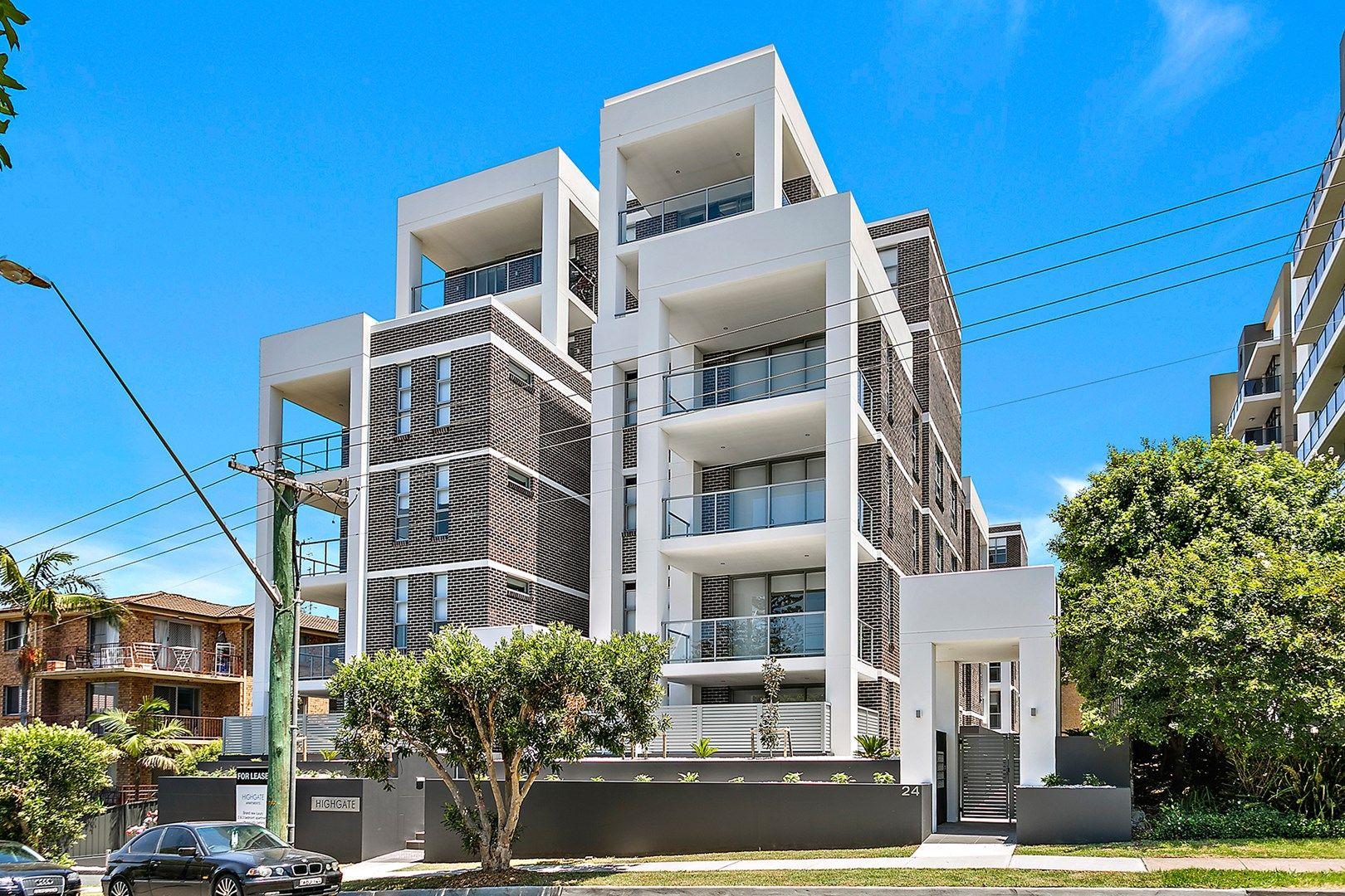 A502/24 Kembla Street, Wollongong NSW 2500, Image 0