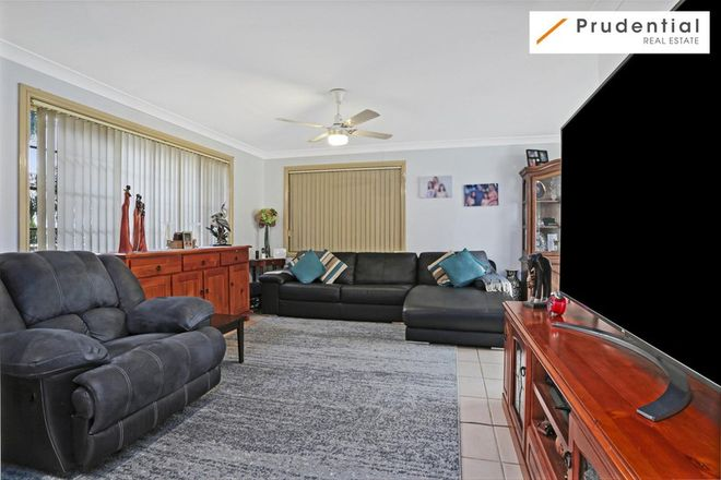 Picture of 8 and 8a Crondall Street, BONNYRIGG HEIGHTS NSW 2177