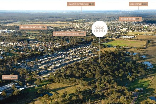 Picture of Lot 40 Christy's Creek Estate, CESSNOCK NSW 2325