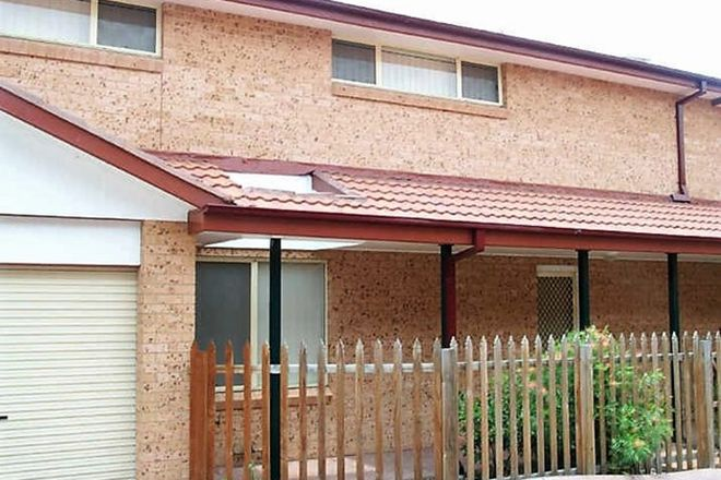 Picture of 6/50 Hythe Street, MOUNT DRUITT NSW 2770