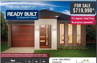 Lot 1200 Armoury Street, Jordan Springs NSW 2747