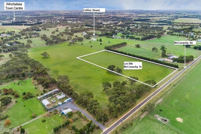 Picture of Lot 50B McConachy Street, WINCHELSEA VIC 3241