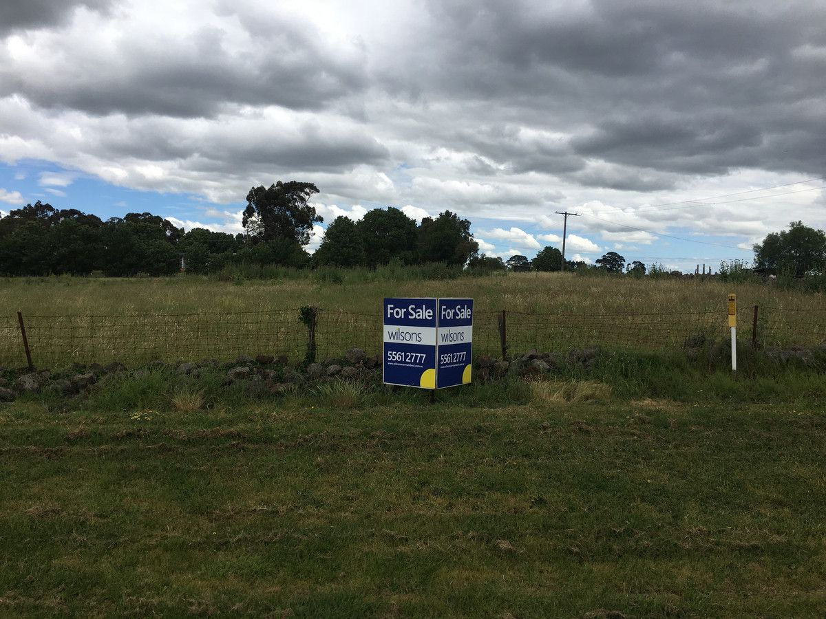 Lot 149 Corner of Hutton and Bell Street, Penshurst VIC 3289, Image 0