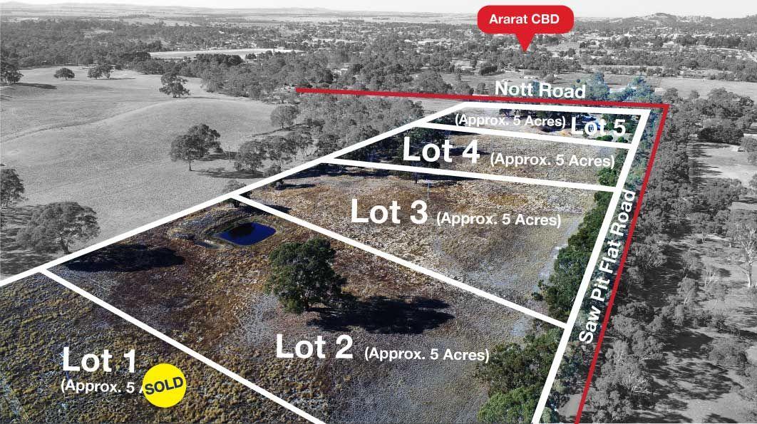 8 Saw Pit Flat Road, Ararat VIC 3377, Image 0