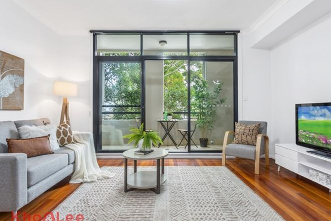 Picture of 21/14-16 O'connor  Street, CHIPPENDALE NSW 2008