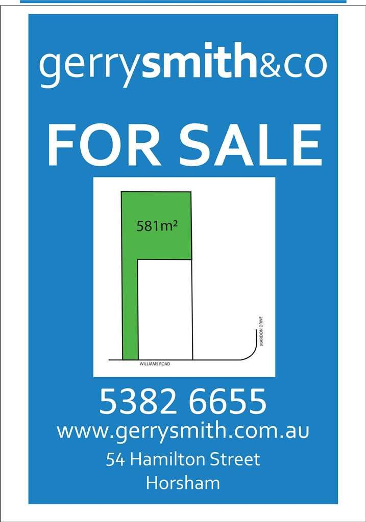 Lot 1/81 Williams Road, Horsham VIC 3400, Image 1