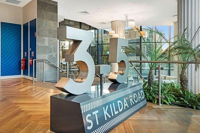 Picture of P22/3 - 5 St Kilda Road, ST KILDA VIC 3182