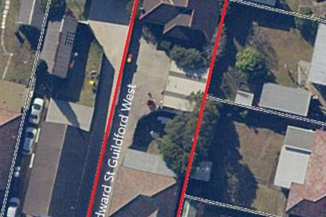 Picture of 19 Edward St, GUILDFORD WEST NSW 2161