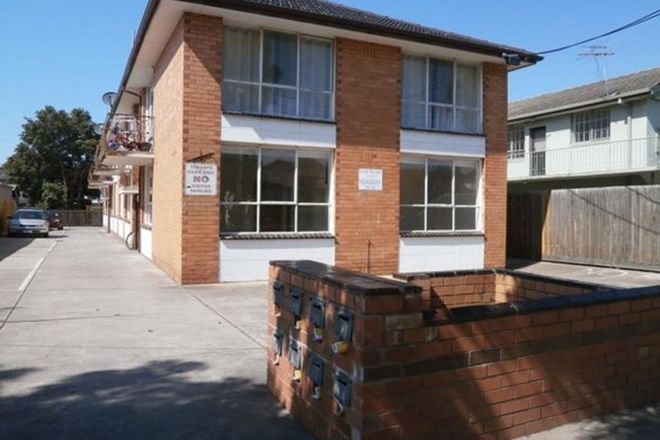 Picture of 6/1 Hampton Parade, WEST FOOTSCRAY VIC 3012