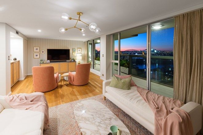 Picture of 1603/7 Rockwall Crescent, POTTS POINT NSW 2011