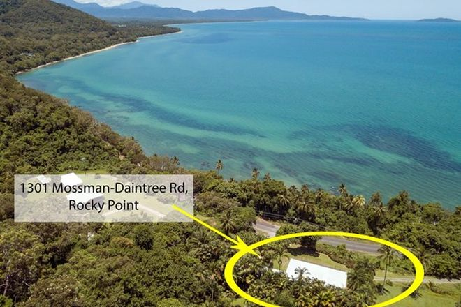 Picture of 1301 Mossman Daintree Road, ROCKY POINT QLD 4873