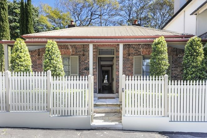 Picture of 14 Nicholson Street, BALMAIN EAST NSW 2041