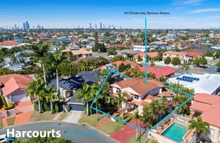 Picture of 34 Christa Way, Benowa Waters QLD 4217