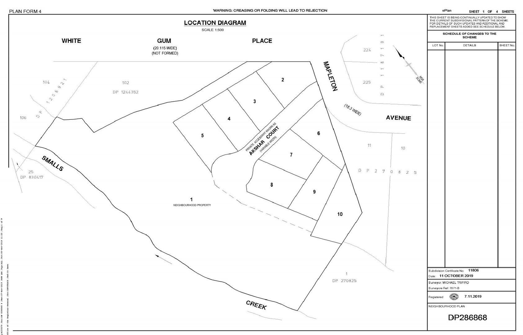 2 Akshar Court, North Kellyville NSW 2155, Image 1