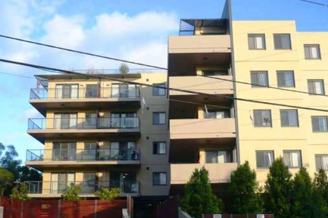 Picture of 107/1 Griffiths Street, BLACKTOWN NSW 2148