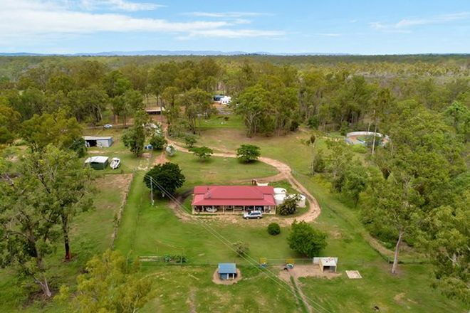 Picture of 1067 Atkinson Dam Road, CHURCHABLE QLD 4311