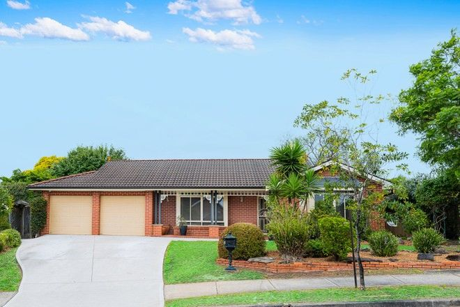 Picture of 4 Beaumaris Avenue, CASTLE HILL NSW 2154