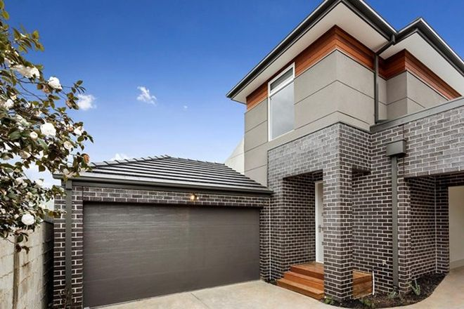 Picture of 4/5 Lithgow Avenue, BLACKBURN VIC 3130