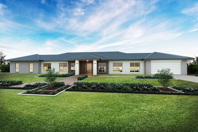 "Picture of LOT 6 ""TANTITHA RISE ESTATE"", GOOBURRUM QLD 4670"