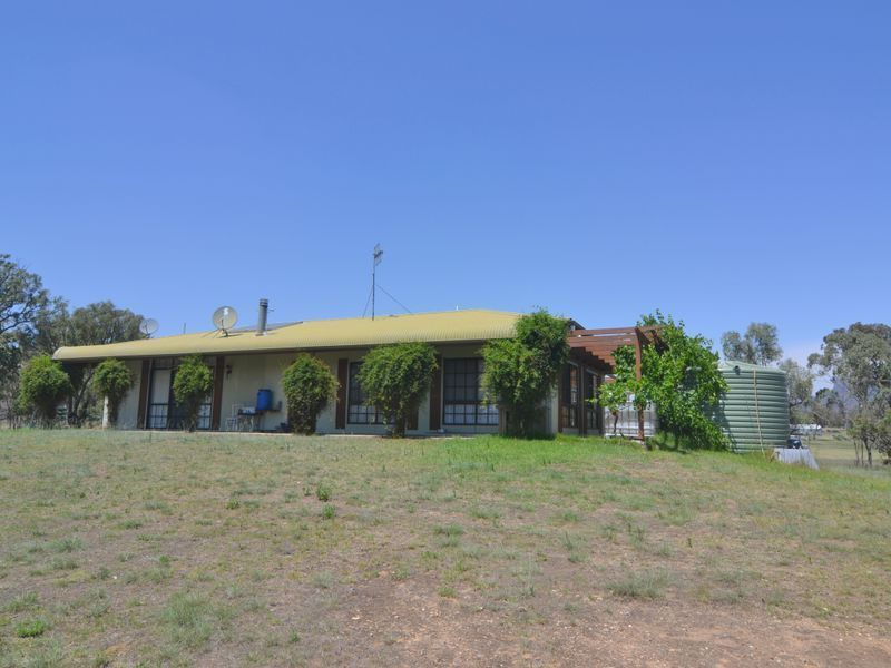 163 Crown Station Road, Capertee NSW 2846, Image 0