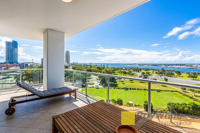 Picture of 1104/1 COMO CRESCENT, SOUTHPORT QLD 4215
