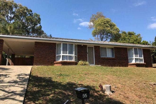 Picture of 55 Wimborne Road, ALEXANDRA HILLS QLD 4161