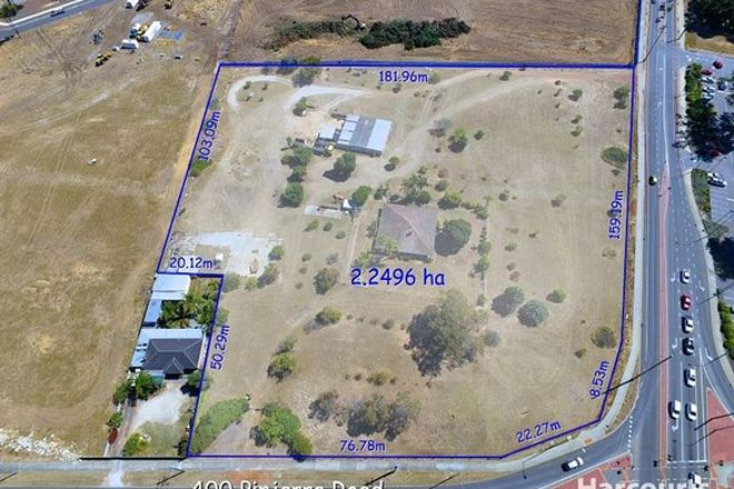 Picture of 400 Pinjarra Road, GREENFIELDS WA 6210