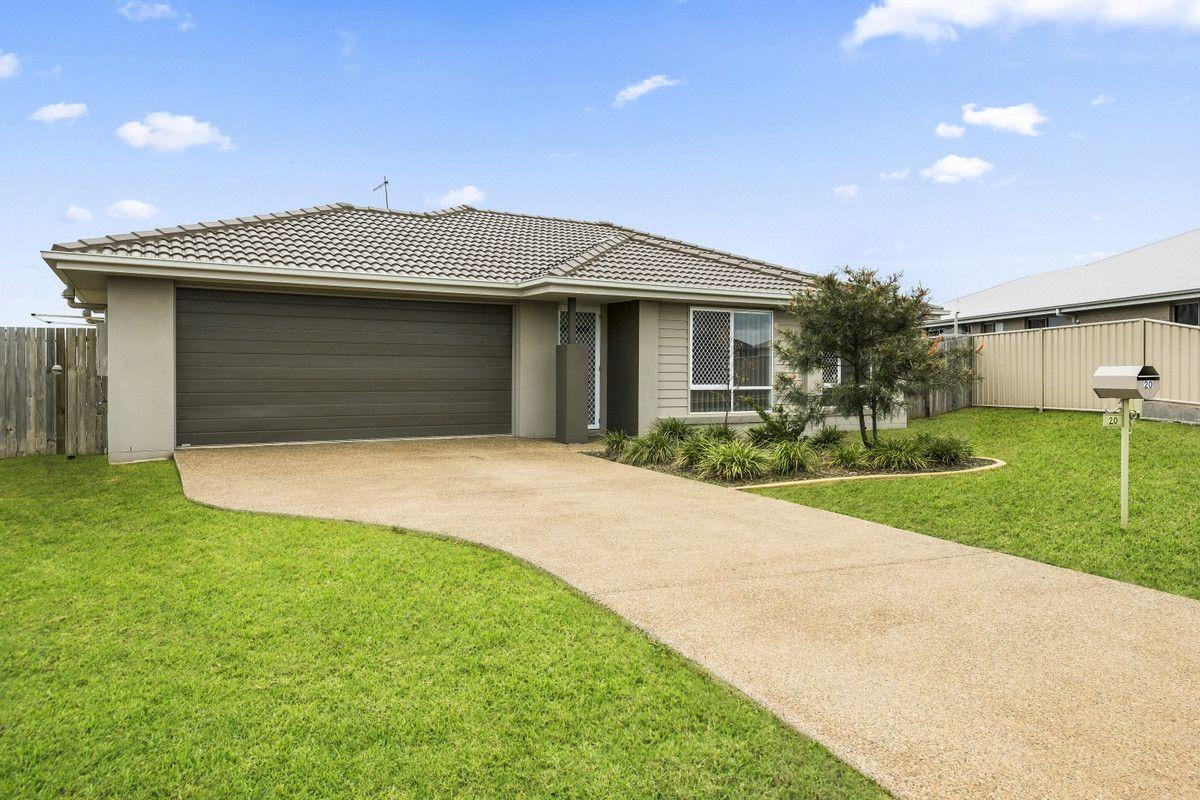20 Ridge Drive, Cambooya QLD 4358, Image 1