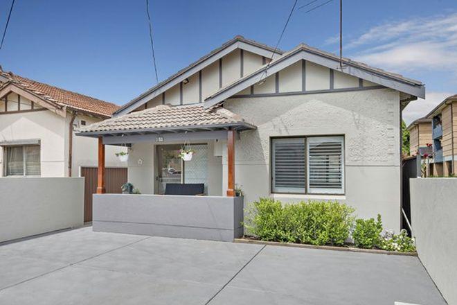 Picture of 53 Garfield Street, FIVE DOCK NSW 2046