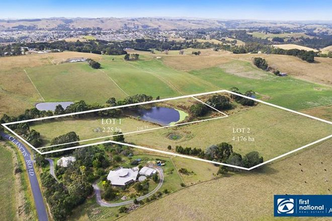 Picture of Lot 2/103 Clancys Road, KORUMBURRA VIC 3950